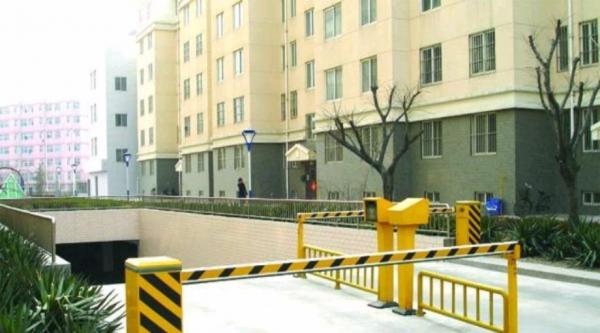邢台小区车库道闸、安装监控、安装门禁