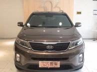 转让重庆二手车起亚索兰托2013款2.4L7座汽油豪华版