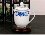 德兴瓷业陶瓷水杯您的品质之选澳门陶瓷水杯