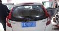 杭州速度激情本田飞度汽车音响改装摩雷喇叭全车隔音