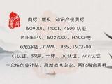 潍坊ISO9001三体系认证
