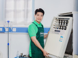 家政保洁 家电清洗技术免费学,还有工资领