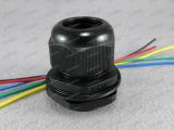 UL认证 黑色NPT1 1/4quot尼龙电缆固定头