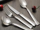 专业供应礼品餐具套装/西餐四件套/不锈钢刀叉勺/欧式餐具