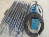 固结灌浆用橡胶气囊塞、橡胶膨胀塞、注浆封孔器