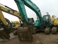 长沙二手小挖机个人转让神钢260长沙二手挖机市场地址