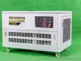 全自动25kw静音汽油发电机