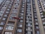 上海吊装沙发-上海吊家具上楼-高层吊装玻璃门窗框架