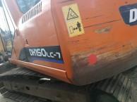 低价出售斗山150-7挖掘机