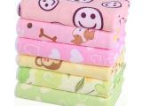 厂家批发 图强磨毛热转移印花干发巾 超细纤维毛巾 洗脸吸面巾