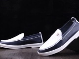 大牌商务休闲男士潮鞋 奢侈欧美舒适新款豆豆鞋软底男鞋一件代发