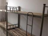 合肥全新架子床工宿舍床上下铺合肥公寓床铁架木板床双层床