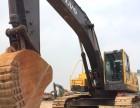 二手挖掘机沃尔沃360低价出售,机器刚收回来,回家就能干活