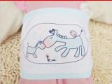 宝宝护肚围 防受凉婴儿护脐带 纯棉新生儿腹围护肚带 可调节腹带