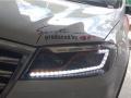 长城哈弗H6升级运动版大灯总成LED日行灯双光透镜