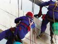桂林全市高空清洗外墙玻璃13977352226高空作业公司