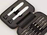 进口眼镜钟表配件维修工具晰雅小起子组合包便携式眼镜螺丝刀套装