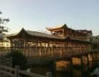重庆地区木制长廊 价格优惠 仿古长廊 现代长廊 接收定制厂家