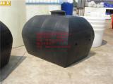 大型塑胶容器3立方PE卧式水箱  加药箱柏泰直供