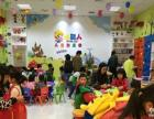 正在经营中小能人儿童创意乐园,在超市,位置好。