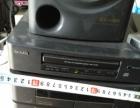 音响 功放 收音机 录音机 cd机 爱华组合音响一体机爱华s