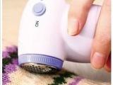 R1810 特价超迷你电动电池式毛球修剪器 家用随身剃毛器 10