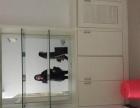 博园电梯房24楼二室一厅精装家电齐全17000/年