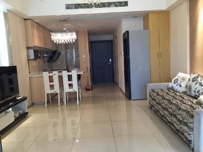 湖西星海广场一号线出口 苏悦 铂金公寓 凤凰公寓 房东自凤凰国际公寓