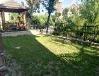安纳西一期正对中央花园水系 位置很好 南北大院安纳溪villa