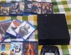 二手港版PS4,送四大游戏,二十六盘蓝光