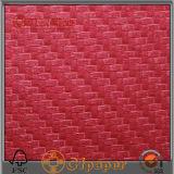 工厂直销大红草席纹 礼品首饰盒包装盒专用 多色可选