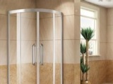 专业安装维修淋浴房 推拉门卫浴隔断 更换滑轮