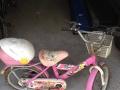二手女童自行车