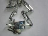 厂家直销;防撬链条锁,叶片链条锁,园头链