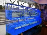 大理石包边鱼缸,养海鲜水产鱼缸,大闸蟹鱼缸定制