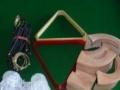 星牌球桌维修 廊坊市台球桌拆装 调平 更换台呢 台球配件