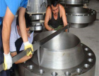 大口径16MN对焊法兰江东特色产品