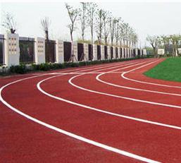 通辽塑胶跑道,专业的塑胶跑道施工奥沈体育设施提供