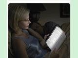 LED夜视亮板读书灯 LED读书灯 学生