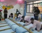南京浦口泰山新村人社部中高级保育员证培训费用多少