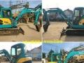 卡特彼勒 305.5E 挖掘机  (进口15小挖100台)