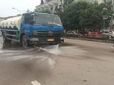 常熟兴福管理区洒水车出租-清洗路面泥土-应急送水服务