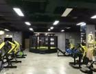 农安县防水耐磨地坪漆打造健身房光鲜亮丽地坪,施工不复杂