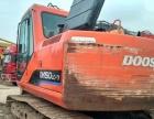 转让 挖掘机斗山150手续全大件质保包送