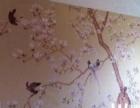 壁纸,壁画专业销售,施工