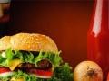 十年专业炸鸡汉堡加盟,10平+5万开家火爆汉堡店