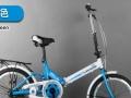 绝对没有用过的9.99成新样品淑女自行车,150元到199元甩卖