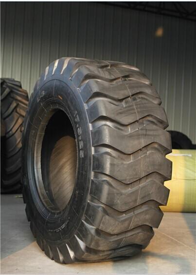 山东隆工装载机轮胎铲车轮胎17 5-25加厚耐磨配套钢圈内胎