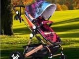 工厂直销高景观婴儿推车坐躺轻便双向折叠宝宝童车手推车伞车特价