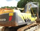 转让 挖掘机沃尔沃急售原装精品纯土方沃尔沃210
